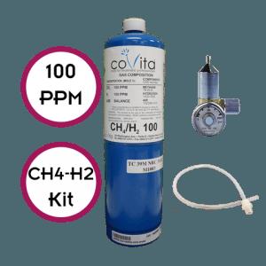 100 ppm ch4 kit