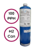 100 ppm Hydrogen (H2) - Can Only