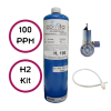100 ppm Hydrogen (H2) - Calibration Kit