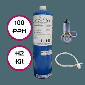 100 ppm h2 kit
