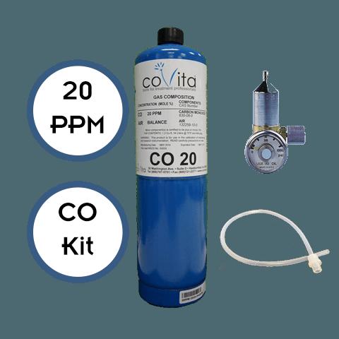 20 ppm CO kit