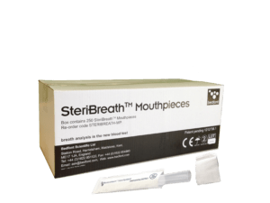 steribreathbox with unwrapped