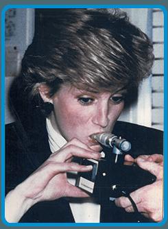 1987 princess diana smokerlyzer 1