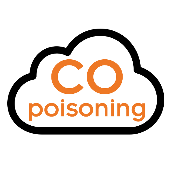CO poisoning