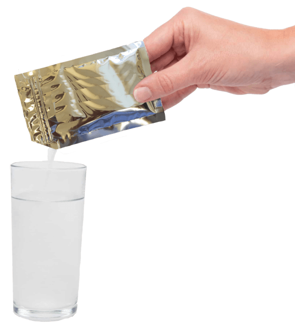 Pouring Packet 1