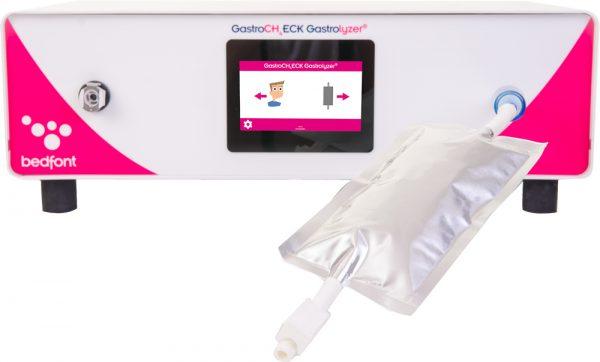 monitor and breath bag