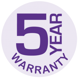 5 Year Warranty baby